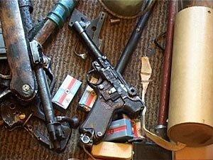 В Комсомольске-на-Амуре ФСБ ликвидировала нелегальную оружейную мастерскую