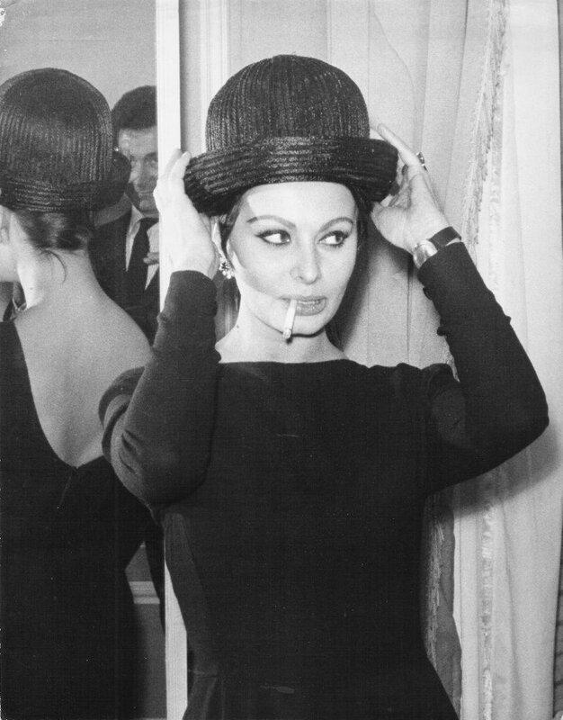 Sophia Loren 1963