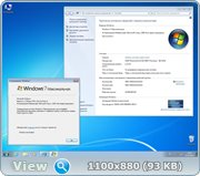 Windows 7 x86 SP1 4in1 AIO Activated Integrated Oktober 2013 (ENG/RUS)