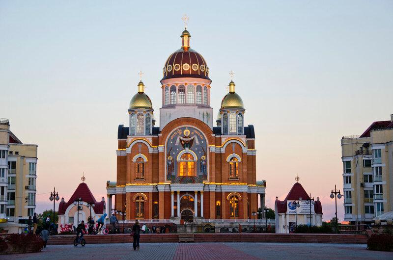 Покровский собор. Киев, Оболонь