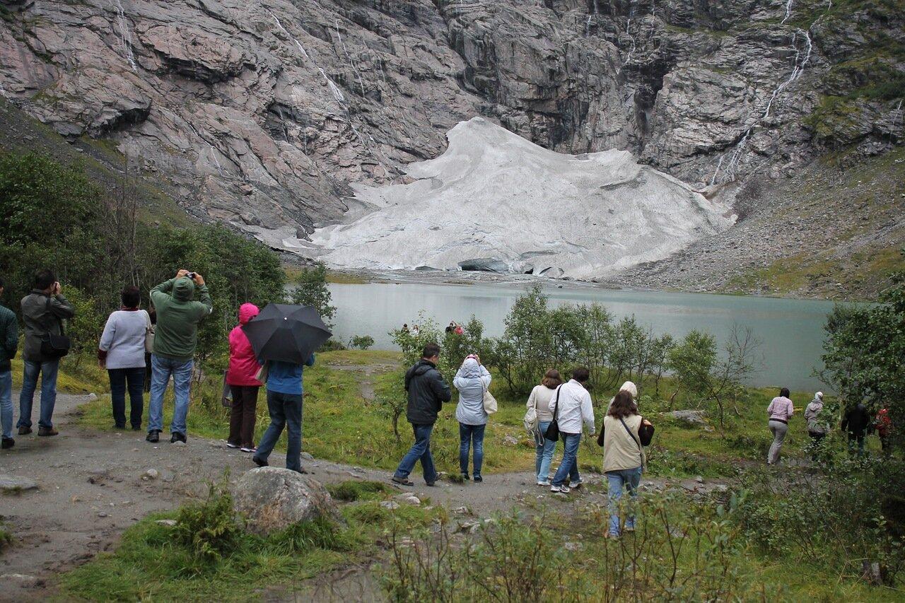 Ледник Бойрбреен