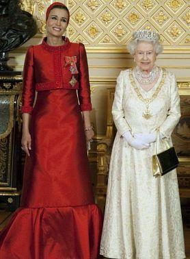 Ее Величество королева Иорданского Хашимитского Королевства как истинная мусульманка предпочитае