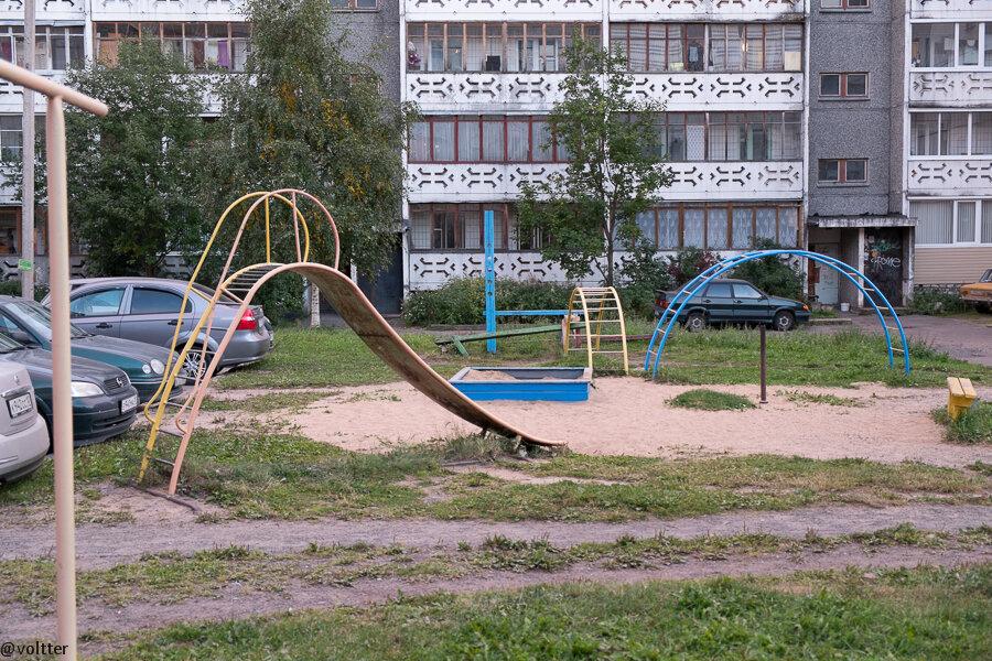 Петрозаводск, осень