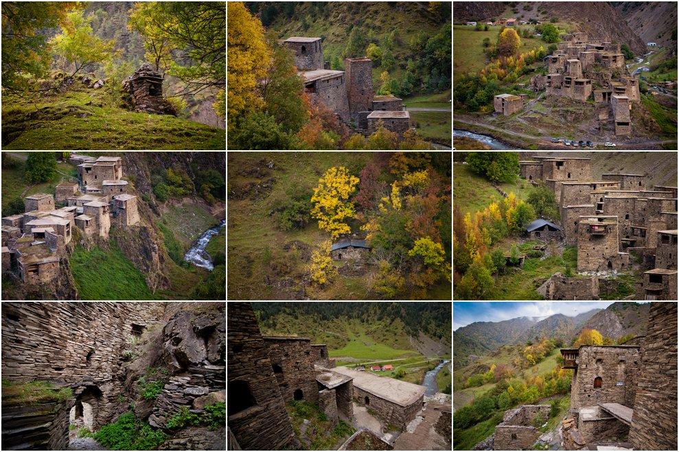 Осенняя Грузия (сентябрь 2013 - часть 2/5)