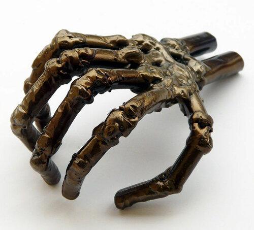 Мёртвая рука, или Готовимся к Хэллоуину :)