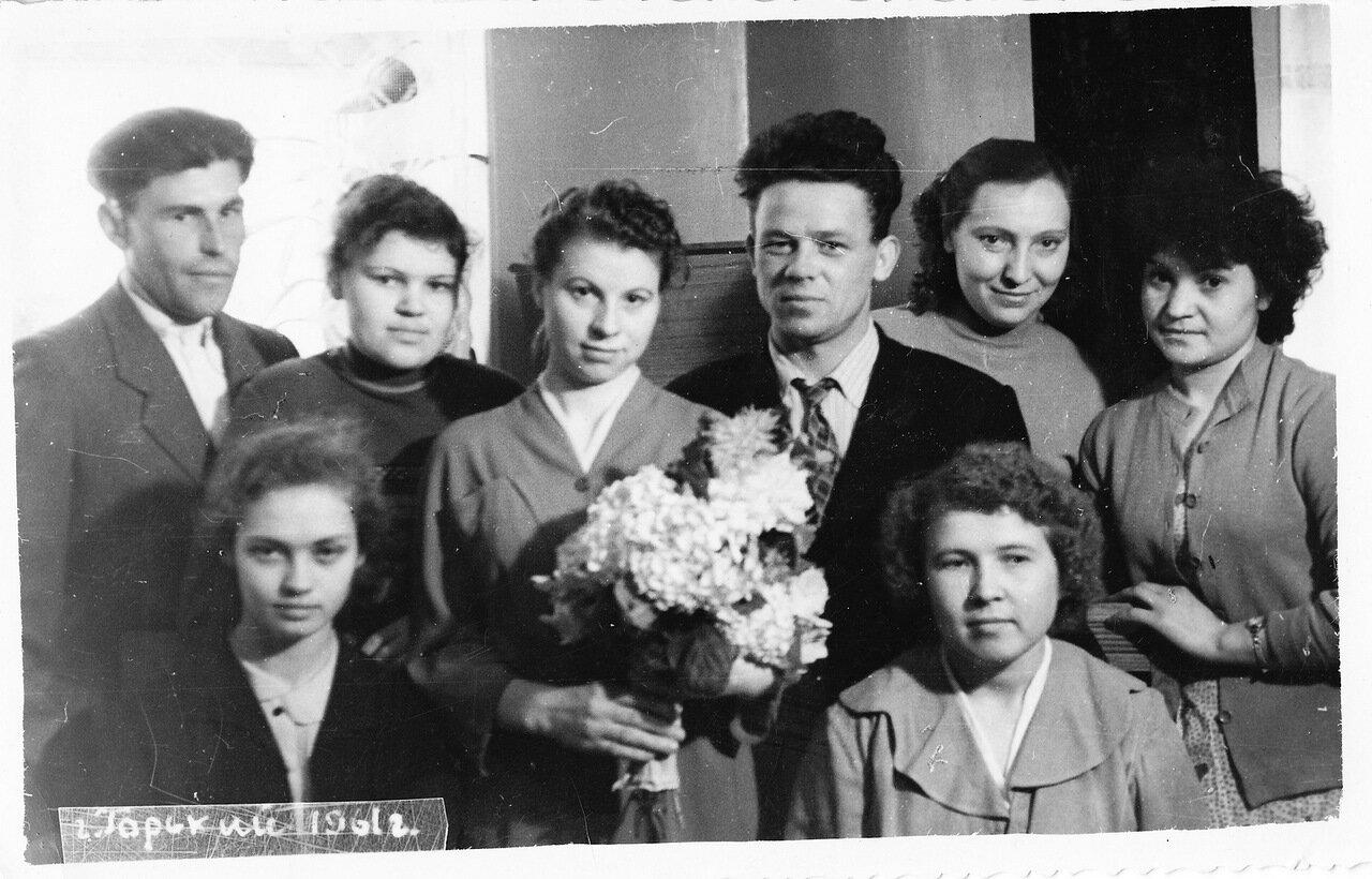 1964. Горький