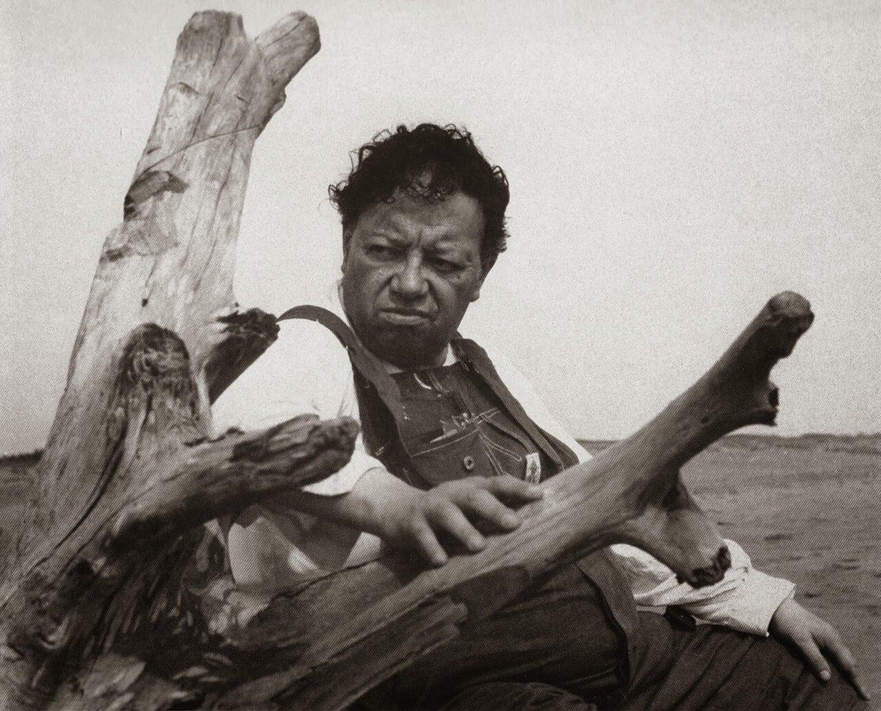 1945. Диего Ривера