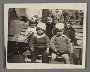 42. Дети Русских беженцев