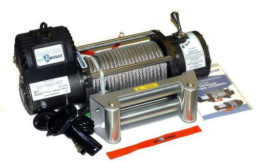 Лебедка электрическая СТОКРАТ LD12.0SW