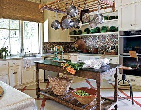 Сельская кухня фото