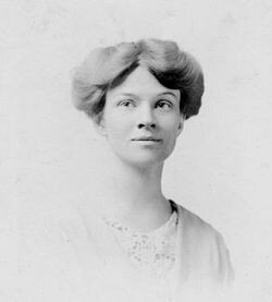 Katharine Martha Houghton Hepburn