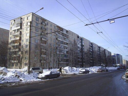 Будапештская ул. 101к1