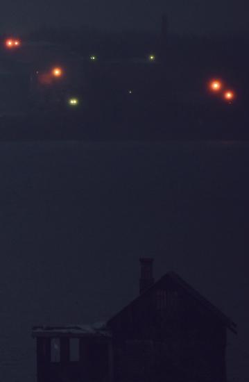 дом во мраке