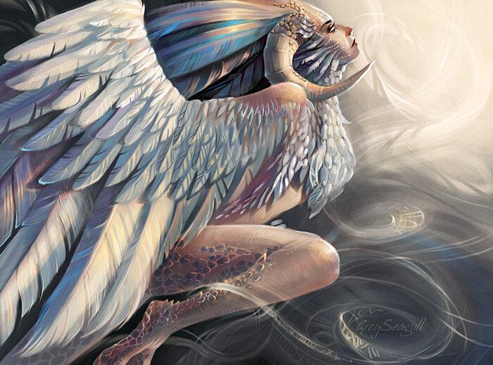 Иллюстрации от Grey Seagull