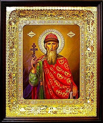 Икона святой благоверный князь
