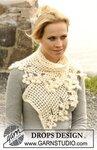 вязание шарфа-хомута спицами схемы, магазин вышивки.