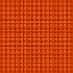 осень девушка(ярко-красный фон)