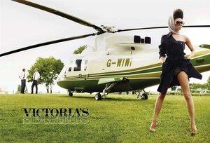 Виктория Бекхэм / Victoria Beckham by Ruven Afanador / 2010 / hq