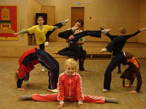 Студия акробатики в Максатихе