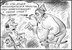 Подполковник КГБ не знал о криминальном прошлом Шепелявого?