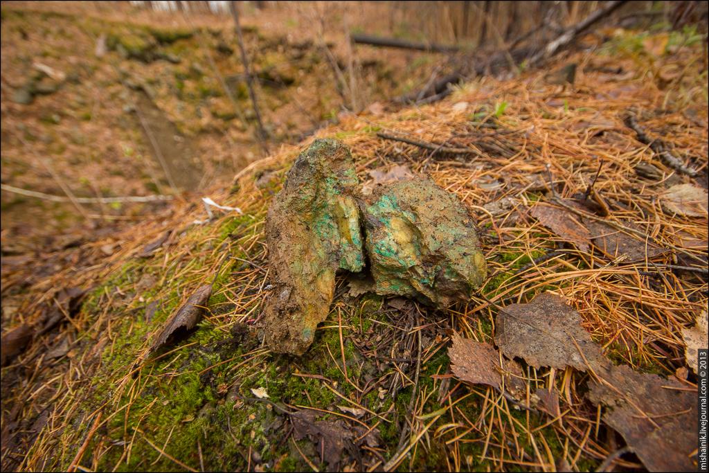 Заброшенные шахты Второго Мостовского рудника
