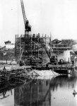 13. 20 августа 1961 года. Вид с левого берега на строительство опоры № 3..jpg