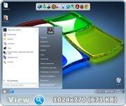 Windows 7 x86 lite RUS v.PZ.13