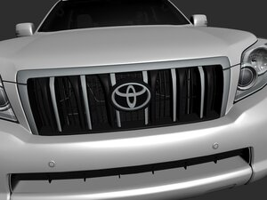 Toyota Land Cruiser Prado 150 - Vehicles - GTAForums