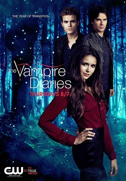 �������� ������� / The Vampire Diaries (6 ����� 2014) HDTVRip / HDTV 720p