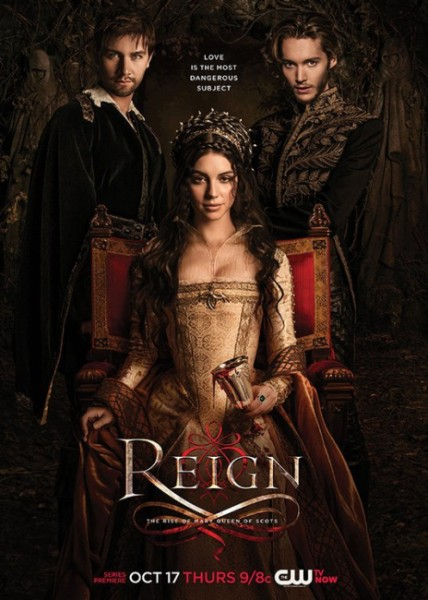 Царство / Reign (1сезон/2013/2014/HDTVRip/WEB-DLRip)