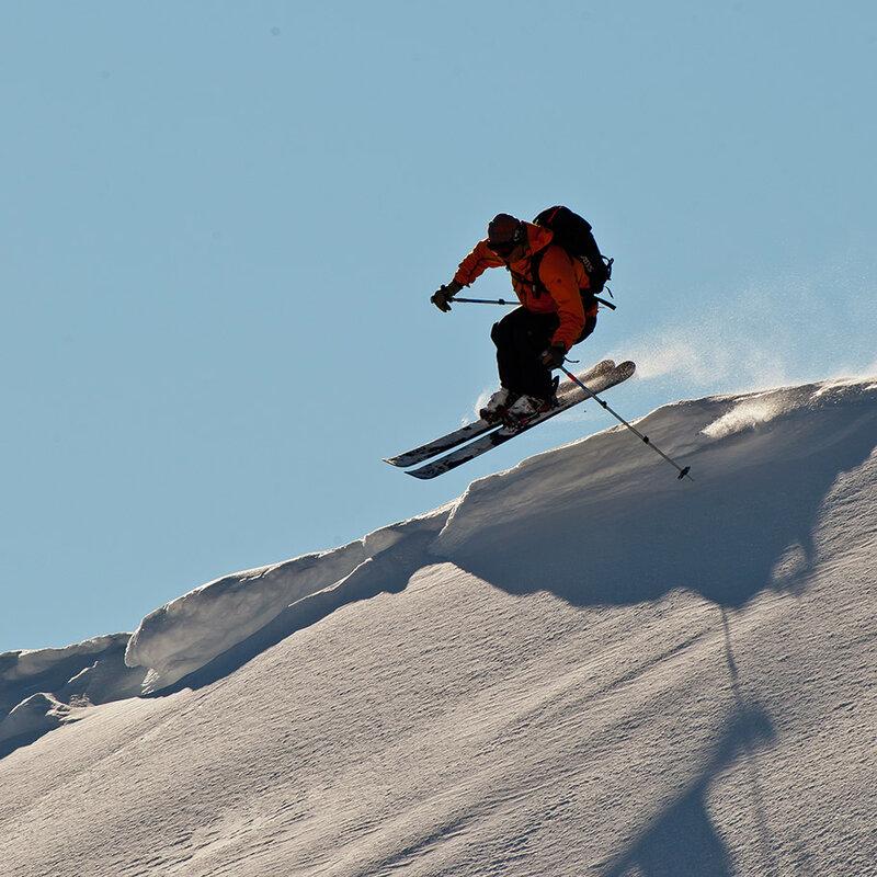 Прыжки на горных лыжах (01.10.2013)