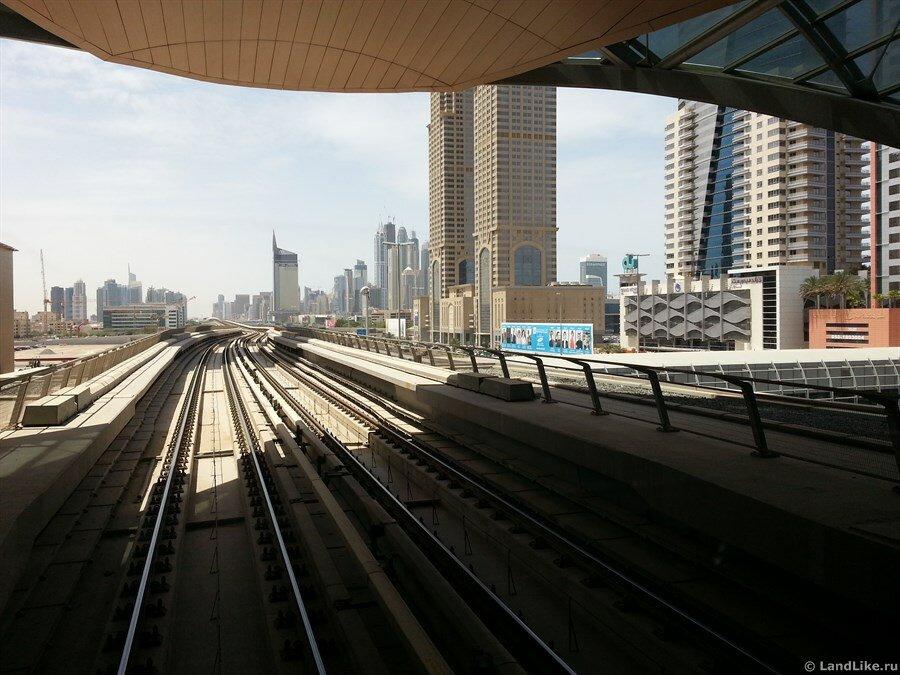 Дубай Марина (Dubai Marina)