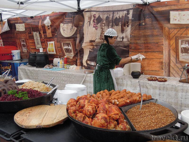 Традиционная литовская кухня