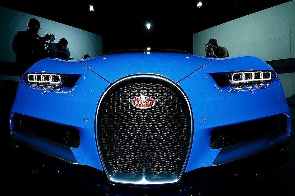 Продан первый Bugatti Chiron для российского рынка. Цена автомобиля— 240 миллионов рублей