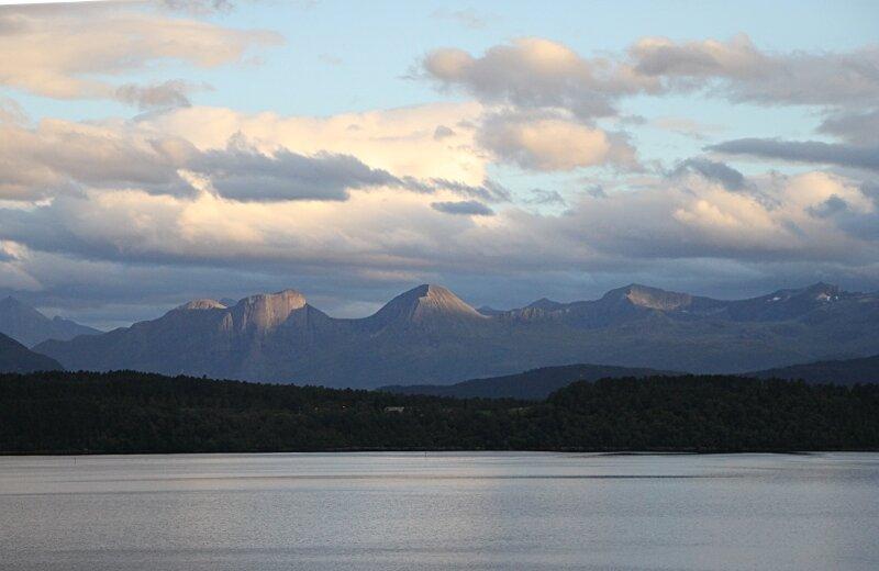 Фаннефьорд (Fannefjorden)