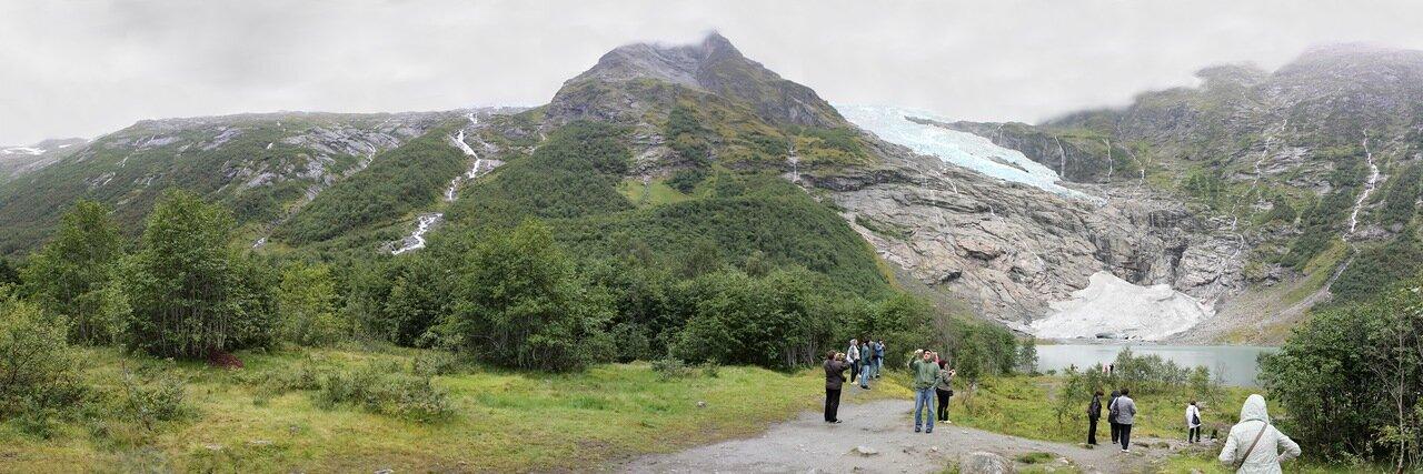 Ледник Боярбреен