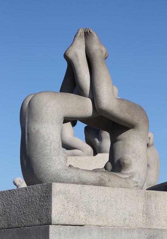 Монолит Вигеланда (Monolitten), Осло