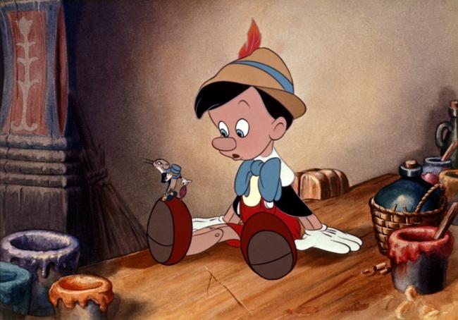 © Walt Disney Productions     Режиссер ремейка фильма «Пиноккио» пока неизвестен, нопосл