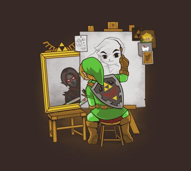 Забавные иллюстрации Начо Диаза