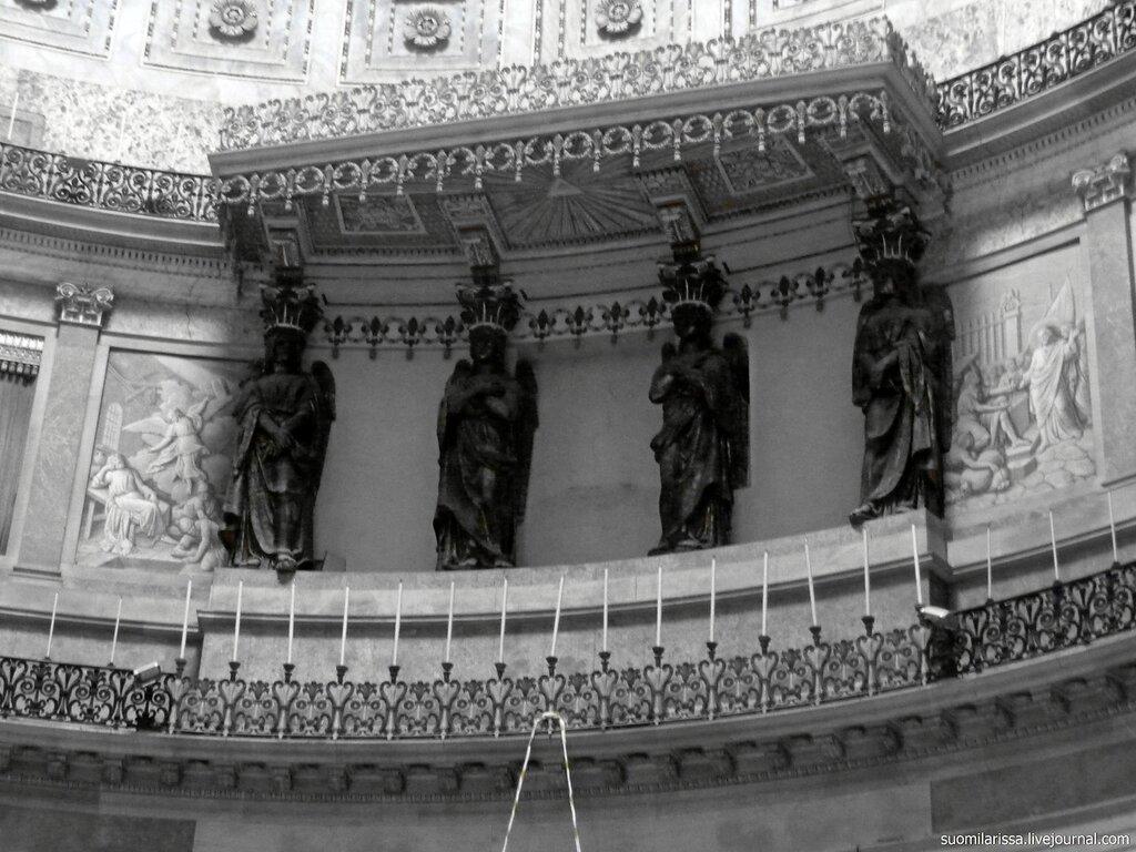 Неаполь. Церковь San Francesco di Paola.