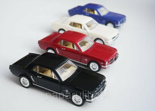 Kinsmart Ford Mustang 1964