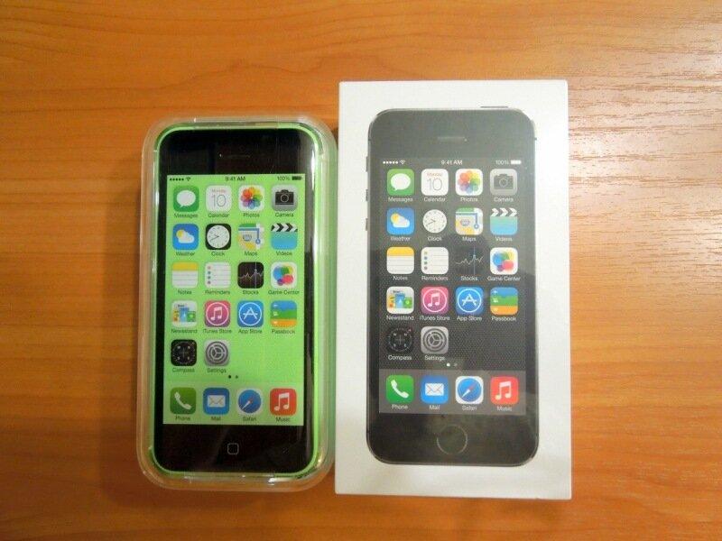 первое знакомство с iphone 5