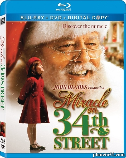 Чудо на 34-й улице / Miracle on 34th Street (1994/HDRip)