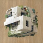 'Bauhaus neighbors'. 2015.jpg