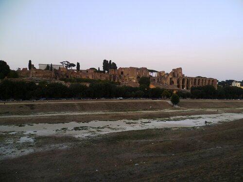 Италия. Рим. Circo Massimo (Italy. Rome. Circo Massimo).