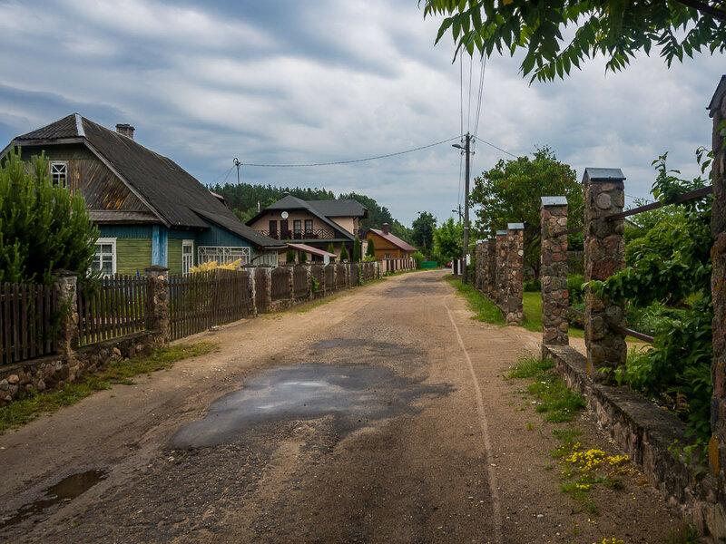 Степенёво, улица Туристская.