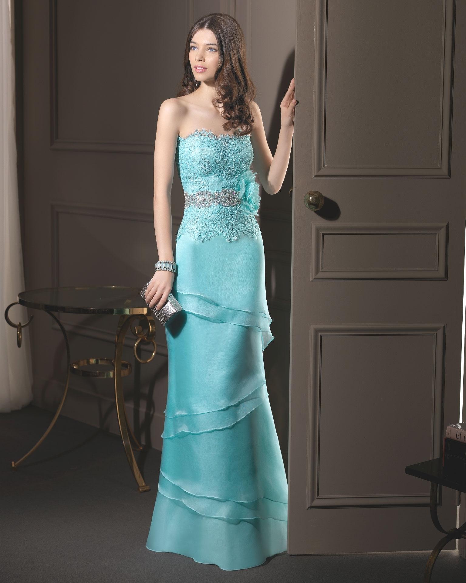 Осень зима 2014 стильные модные платья