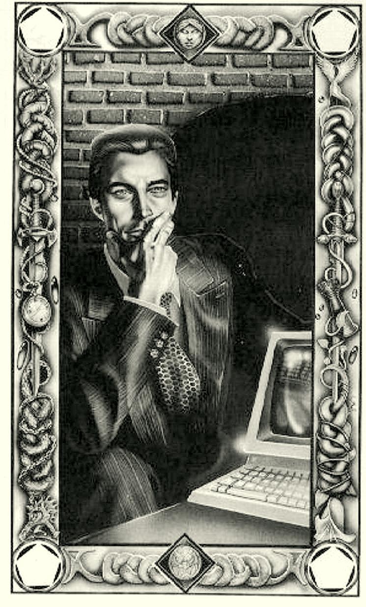 Фентези, Хроники Амбера, Р.Желязны