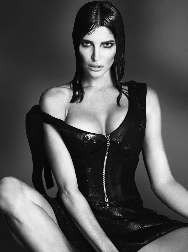 Стефани Сеймур / Stephanie Seymour - The Originals by Mert Alas & Marcus Piggott - Interview Magazine september 2013