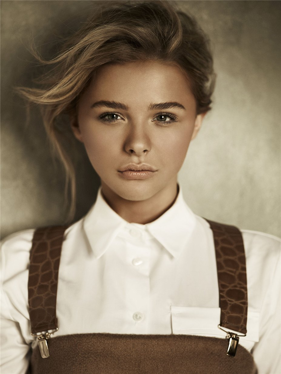 Хлоя Морец / Chloe Moretz by Giampaolo Sgura in Marie Claire Spain may 2012